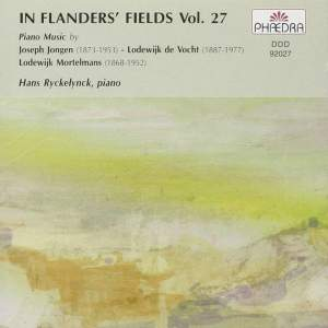 In Flanders Fields Volume 27 - Piano music