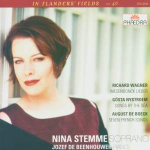 In Flanders Fields Volume 40 - Nina Stemme Sings