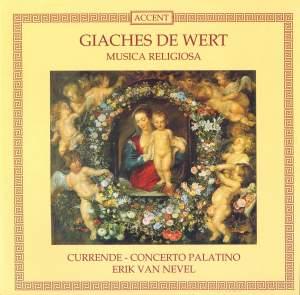 Giaches de Wert : Musica Religiosa