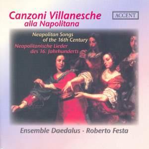 Canzoni Villanesche Alla Napolitana