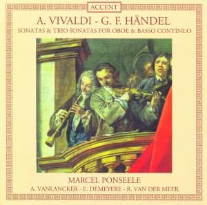Vivaldi/Handel: Sonatas for Oboe