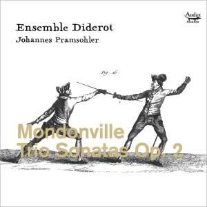 Mondonville: Trio Sonatas (6), Op. 2