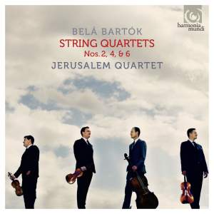 Bartók: String Quartets Nos. 2, 4, 6