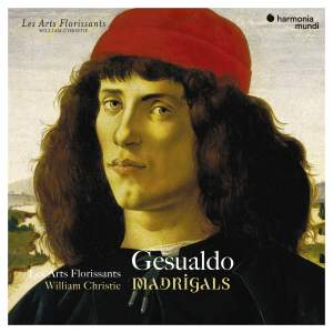 Gesualdo - Madrigals in 5-parts Product Image