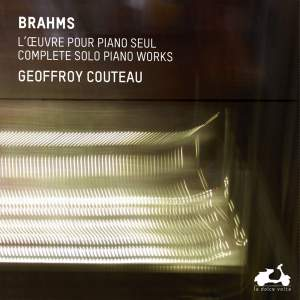 Brahms : The Complete Solo Piano Works