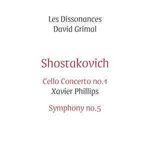 Shostakovich: Cello Concerto No. 1 & Symphony No. 5 Product Image