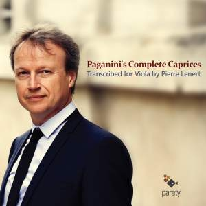 Paganini​'s Complete Caprices