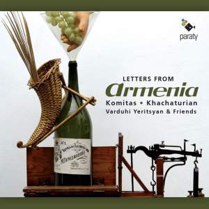 Letters From Armenia