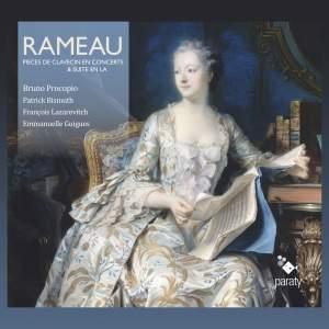 Jean-Philippe Rameau : Pièces de clavecin en concerts & Suite en La