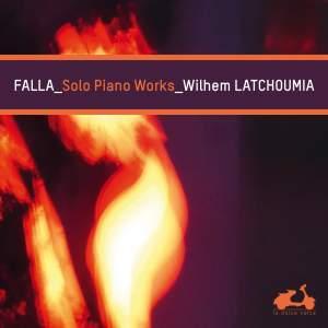 Falla: Solo Piano Works