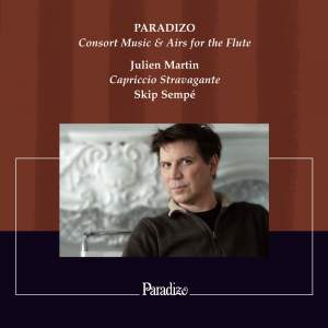 Paradizo, Consort Music & Airs for the Flute