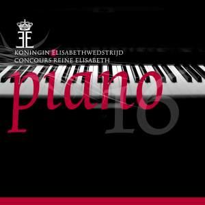 Queen Elisabeth Competition: Piano 2016