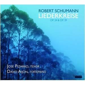 Schumann: Liederkreis Product Image
