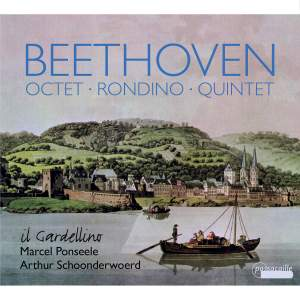 Beethoven: Octet, Rondino and Quintet for Winds