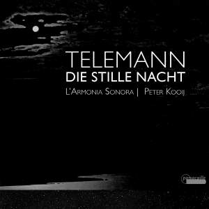 Telemann: Solo Cantatas for Bass