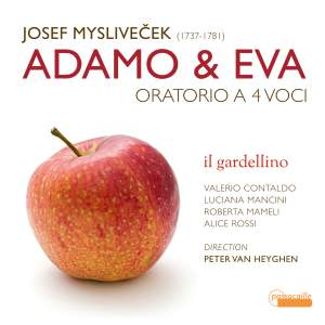 Mysliveček: Adamo ed Eva Product Image