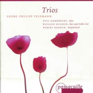 Telemann: Trios