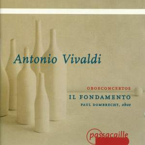 Vivaldi: Concertos for oboe, strings and basso continuo
