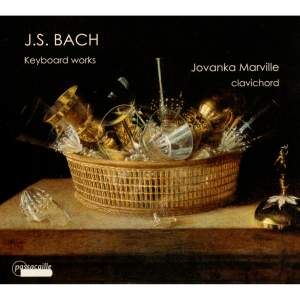 JS Bach: Keyboard Works Product Image