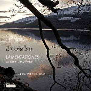 JS Bach & Zelenka: Lamentationes