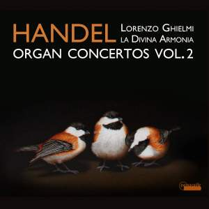 Handel: A Second Set of Concertos for the Organ
