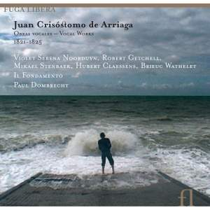 Juan Crisostomo de Arriaga - Vocal Works