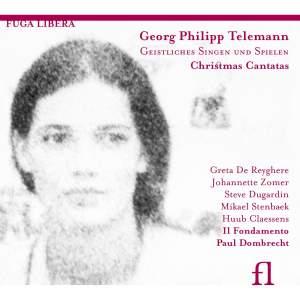 Telemann - Christmas Cantatas