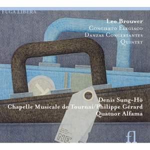 Brouwer, L: Concerto Elegiaco, etc.