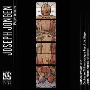 Joseph Jongen: Pages Intimes