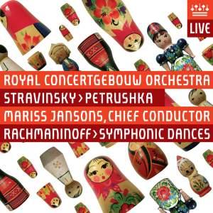 Stravinsky: Petrushka & Rachmaninov. Symphonic Dances