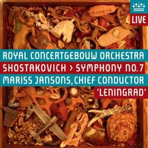 Shostakovich: Symphony No. 7 in C major, Op. 60 'Leningrad' Product Image