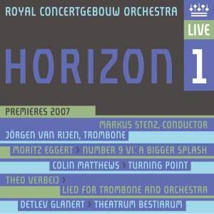Horizon 1: Premieres 2007 Product Image