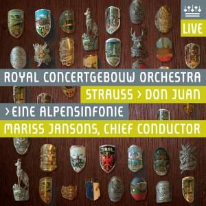 Strauss - Don Juan & Eine Alpensinfonie
