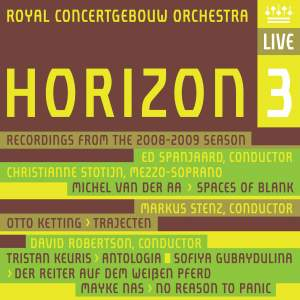 Horizon 3: Recordings from the 2008-2009 season