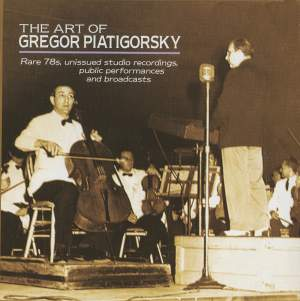 The Art of Gregor Piatigorsky
