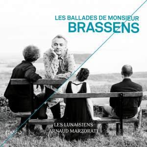 Les ballades de Monsieur Brassens Product Image