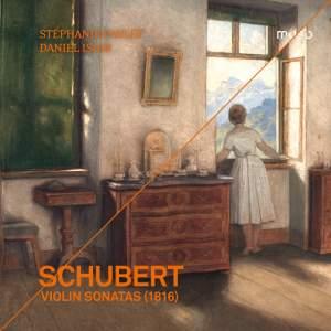 Franz Schubert: Violin Sonatas (1816)