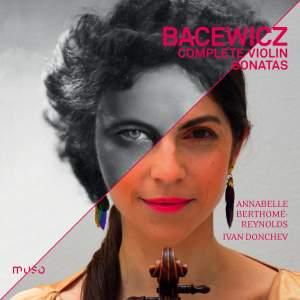 Bacewicz: Complete Violin Sonatas Product Image