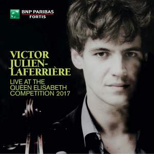 Victor Julien-Laferriere Live at the Queen Elisabeth Competition 2017