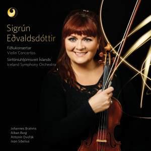 Violin Concertos - Sigrun Eovaldsdottir Product Image