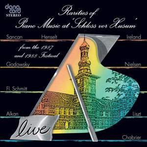 Rarities of Piano Music at the Husum Festival 1987-1988