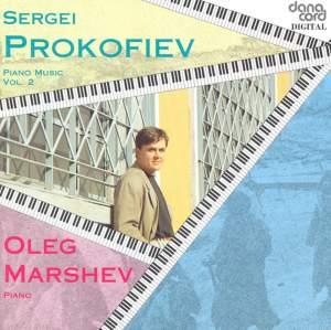Prokofiev: Complete Piano Music Vol. 2