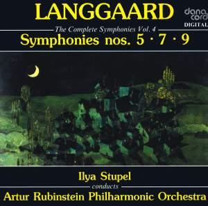Langgaard: Symphonies 5, 7 and 9