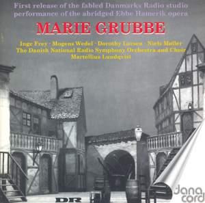 Hamerik, E: Marie Grubbe