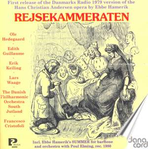 E. Hamerik - The Travelling Mate (Rejsekammeraten)