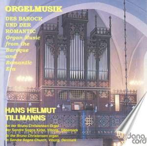 Organ Music from the Baroque and Romantic Era