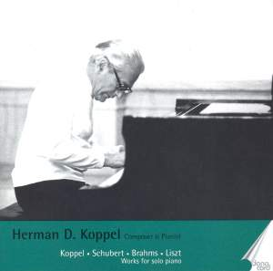 Koppel & Others - Works For Solo Piano