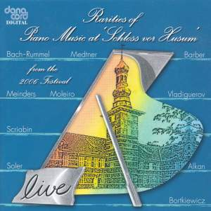 Rarities of Piano Music at the Husum Festival 2006