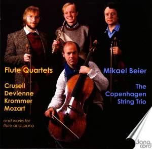 Mozart - Flute Quartets