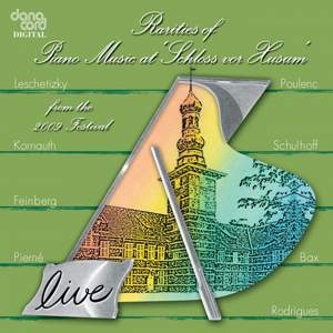 Rarities of Piano Music at the Husum Festival 2009